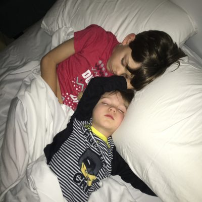 Co-Sleeping With a 5 Year Old 101– Aunt's Perspective